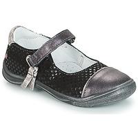Sapatos Rapariga Sabrinas GBB RIKA Cinza / Preto