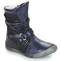 Sapatos Rapariga Botas GBB ROSANA Azul
