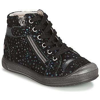Sapatos Rapariga Sapatilhas GBB DESTINY Preto