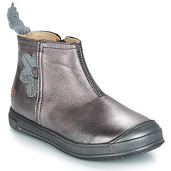 Sapatos Rapariga Botas baixas GBB ROMANE Violeta