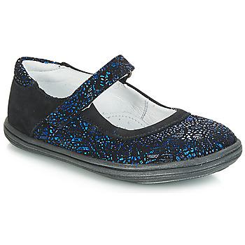 Sapatos Rapariga Sabrinas GBB PLACIDA Azul / Preto