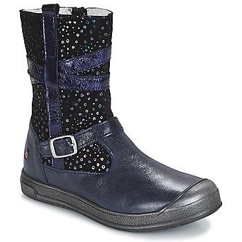 Sapatos Rapariga Botas baixas GBB NARCISSE Castanho