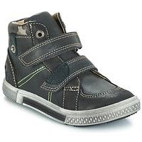 Sapatos Rapaz Sapatilhas de cano-alto GBB RANDALL Cinza