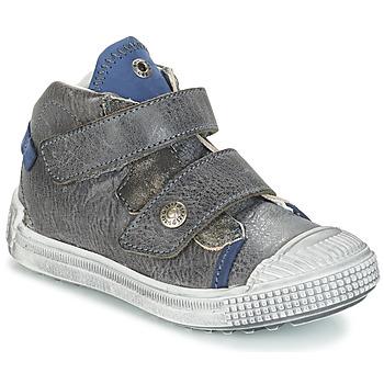 Sapatos Rapaz Botas baixas GBB ROMULUS Cinza