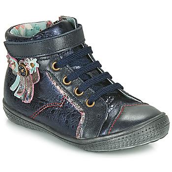 Sapatos Rapariga Botas baixas Catimini ROSIER Marinho