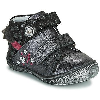 Sapatos Botas baixas Catimini ROSSIGNOL Prateado