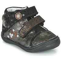 Sapatos Botas baixas Catimini ROSSIGNOL Preto - cobre