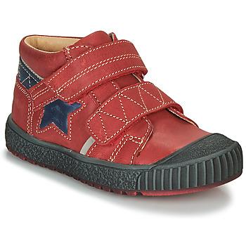 Sapatos Rapaz Botas baixas Catimini RADIS Rosa - marinho