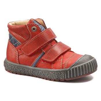 Sapatos Rapaz Botas baixas Catimini RAIFORT Rosa - marinho
