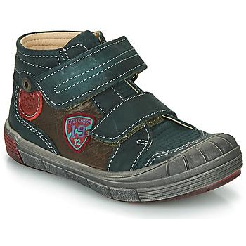 Sapatos Rapaz Botas baixas Catimini ROMARIN Castanho