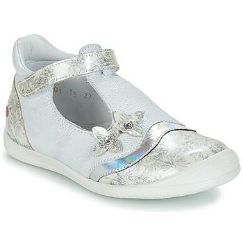 Sapatos Rapariga Sandálias GBB SERENA Branco