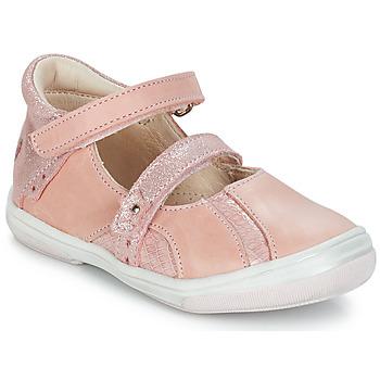 Sapatos Rapariga Sandálias GBB SYBILLE Rosa