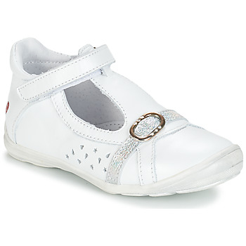 Sapatos Rapariga Sandálias GBB SALOME Branco