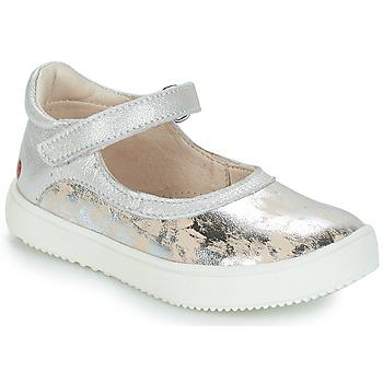 Sapatos Rapariga Sabrinas GBB SAKURA Prata / Bege