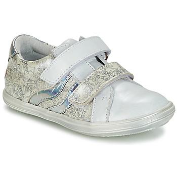 Sapatos Rapariga Botas baixas GBB SHEILA Branco