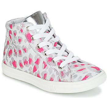 Sapatos Rapariga Botas baixas GBB SERAPHINE Rosa fúchia