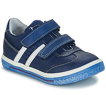 Sapatos Rapaz Botas baixas GBB STALLONE Marinho