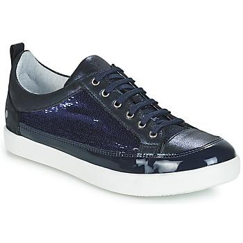 Sapatos Rapariga Botas GBB ISIDORA Marinho