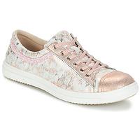 Sapatos Rapariga Botas baixas GBB GINA Rosa