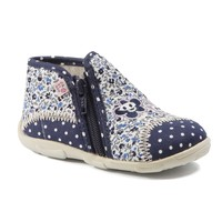 Sapatos Rapariga Chinelos GBB PILI Marinho - florido