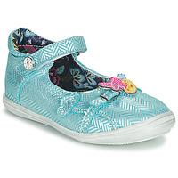 Sapatos Rapariga Sandálias Catimini SITELLE Azul - prateado