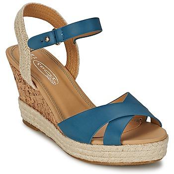 Sapatos Mulher Sandálias Spot on IDIALE Marinho