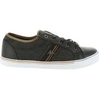 Sapatos Mulher Sapatilhas Kappa 303WB90 BENBURNT Negro