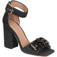 Sapatos Mulher Sandálias Marni SAMSV08C10 TW600 ZI768 Grigio scuro