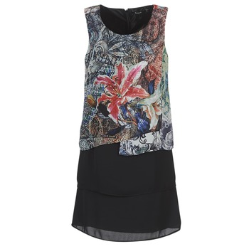 Textil Mulher Vestidos curtos Desigual OULKE Multicolor