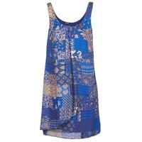 Textil Mulher Vestidos curtos Desigual OFFOELA Azul