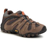 Sapatos Sapatos de caminhada Merrell CHAMELEON II STRETCH - STONE/GRANITE Castanho