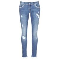 Textil Mulher Calças de ganga slim Kaporal PIA Azul