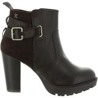 Sapatos Mulher Botins Refresh 63632 Marrón