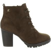 Sapatos Mulher Botins Refresh 63648 Marrón