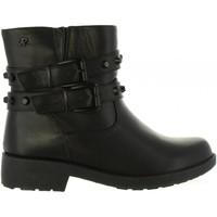 Sapatos Mulher Botins Refresh 63838 C NEGRO Negro