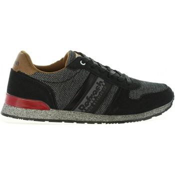 Sapatos Homem Sapatilhas Refresh 63949 Negro