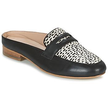 Sapatos Mulher Chinelos Maruti BELIZ Preto / Branco
