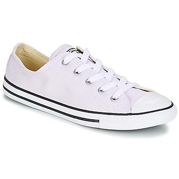 Sapatos Mulher Sapatilhas Converse Chuck Taylor All Star Dainty Ox Canvas Color Branco