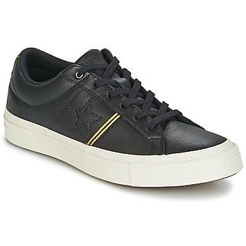 Sapatos Sapatilhas Converse One Star Preto