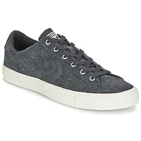Sapatos Homem Sapatilhas Converse Star Player Ox Fashion Textile Cinza
