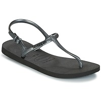 Sapatos Mulher Sandálias Havaianas FREEDOM SL Preto