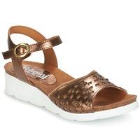 Sapatos Mulher Sandálias Felmini BRONZINO Bronze