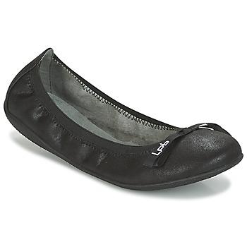 Sapatos Mulher Sabrinas LPB Woman ELLA VELOUR Preto