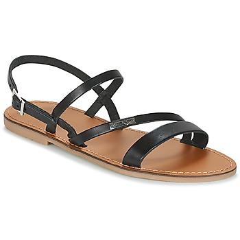Sapatos Mulher Sandálias Les Tropéziennes par M Belarbi BADEN Preto