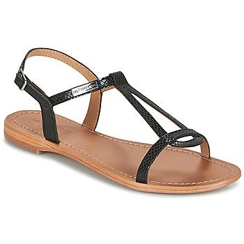 Sapatos Mulher Sandálias Les Tropéziennes par M Belarbi HAMAT Preto