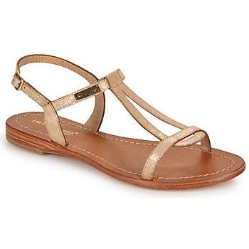 Sapatos Mulher Sandálias Les Tropéziennes par M Belarbi HAMAT Ouro