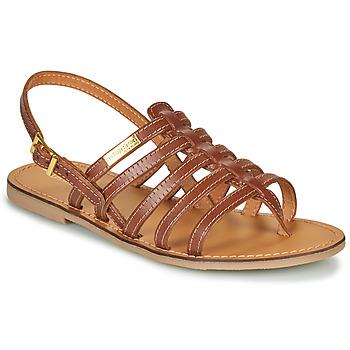 Sapatos Mulher Sandálias Les Tropéziennes par M Belarbi HERILO Castanho