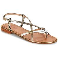 Sapatos Mulher Sandálias Les Tropéziennes par M Belarbi MONACO Ouro