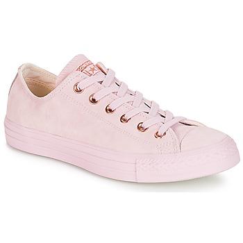 Sapatos Mulher Sapatilhas Converse Chuck Taylor All Star-Ox Rosa