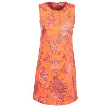 Textil Mulher Vestidos curtos Derhy ANTILLAIGAN Laranja